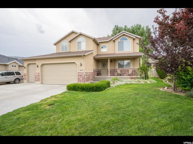 1277 S SKYLINE RD, Saratoga Springs UT 84045