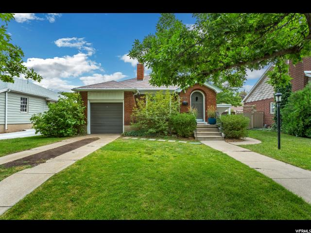 Home for sale at 1325 S Shannon St, Salt Lake City, UT  84105. Listed at 540000 with 4 bedrooms, 2 bathrooms and 2,162 total square feet