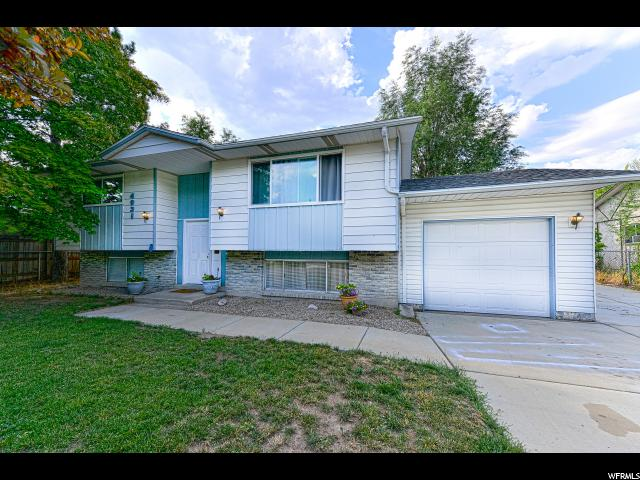Single Family for Sale at 4931 W HELLAS Drive West Valley City, Utah 84120 United States