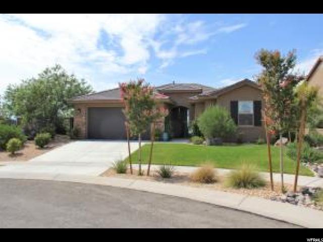 Single Family للـ Sale في 551 N W LEDGE Washington, Utah 84780 United States