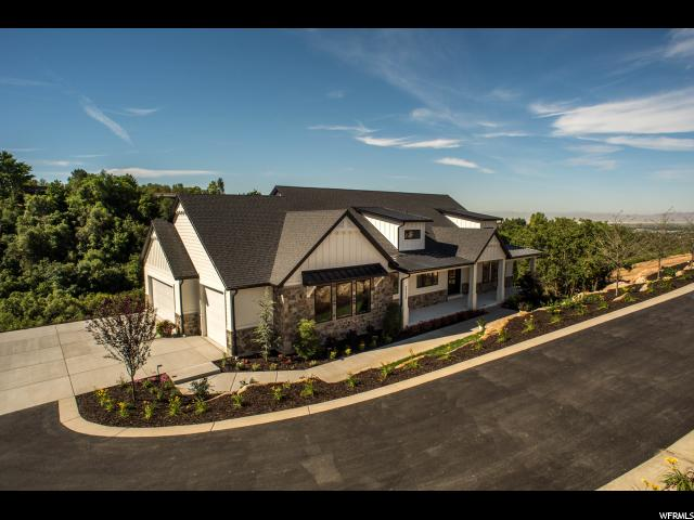 Single Family for Sale at 2522 E THURSTON Lane Layton, Utah 84040 United States