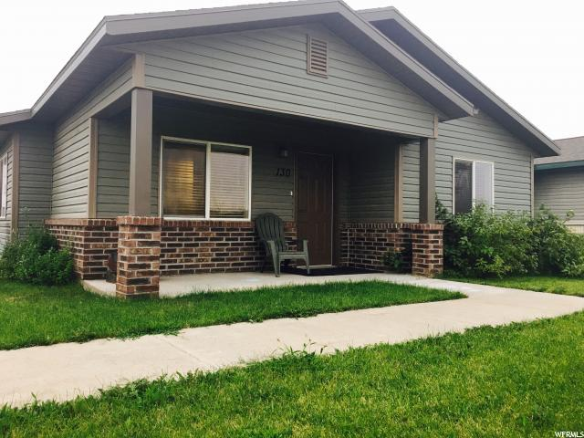 Single Family for Sale at 130 E 100 N 130 E 100 N Myton, Utah 84052 United States