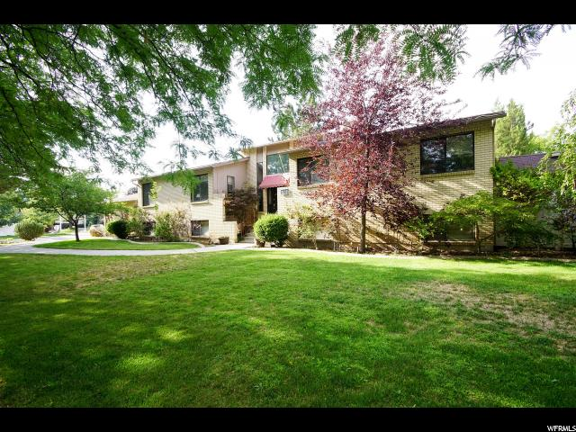 Single Family for Sale at 1654 E DAMON WAY 1654 E DAMON WAY Holladay, Utah 84117 United States