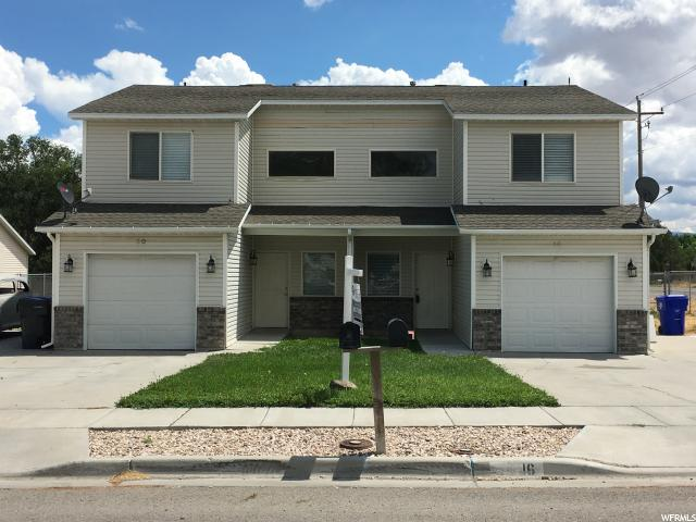 Twin Home للـ Sale في 20 N HUNTER WAY Grantsville, Utah 84029 United States