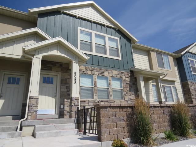 Townhouse for Sale at 8088 N ROCK CREEK COVE Lane Eagle Mountain, Utah 84005 United States