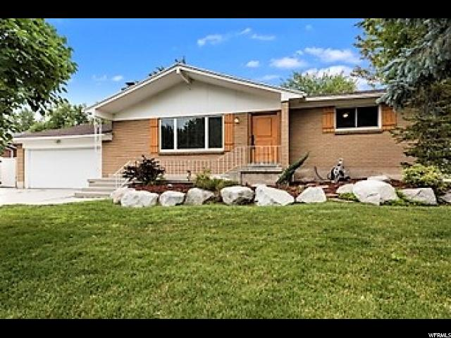 Single Family for Sale at 1759 E VISCOUNTI Drive Sandy, Utah 84093 United States