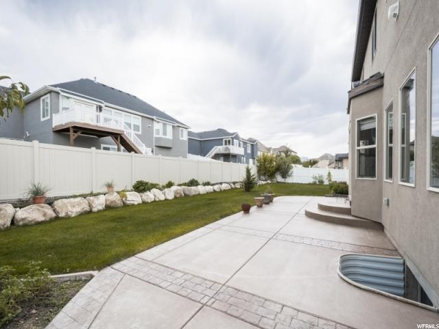 Additional photo for property listing at 2493 S ASTER WAY 2493 S ASTER WAY Saratoga Springs, 犹他州 84045 美国