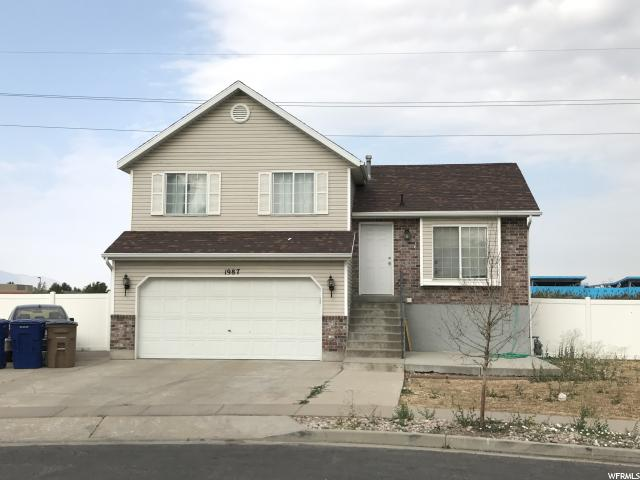 1987 W SIR CHARLES DR Salt Lake City, UT 84116 - MLS #: 1471551