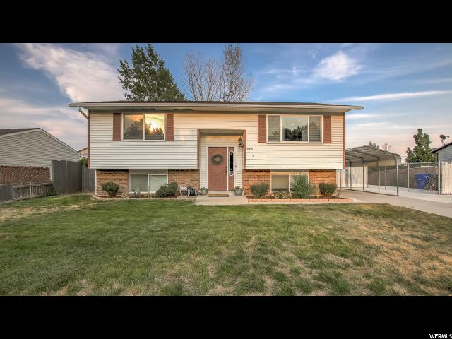Single Family for Sale at 6165 S WOODSBOROUGH WAY Salt Lake City, Utah 84118 United States