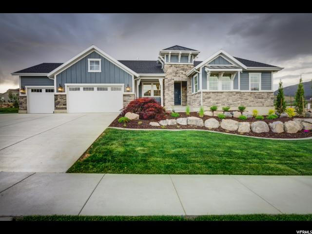 Unifamiliar por un Venta en 11635 N BROADLEAF HOLLOW Lane Highland, Utah 84003 Estados Unidos