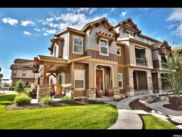 Townhouse for Sale at 760 W HOLIDAY Drive 760 W HOLIDAY Drive Kamas, Utah 84036 United States