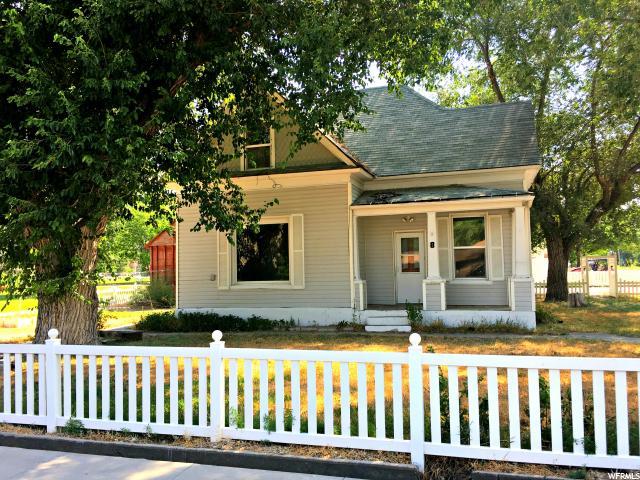 Single Family for Sale at 8 N MAIN Hinckley, Utah 84635 United States