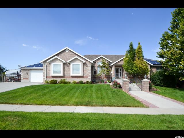 Single Family for Sale at 4234 W SWENSEN FARM Drive Riverton, Utah 84096 United States
