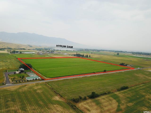 Terrain pour l Vente à 6700 S 800 E 6700 S 800 E Hyrum, Utah 84319 États-Unis
