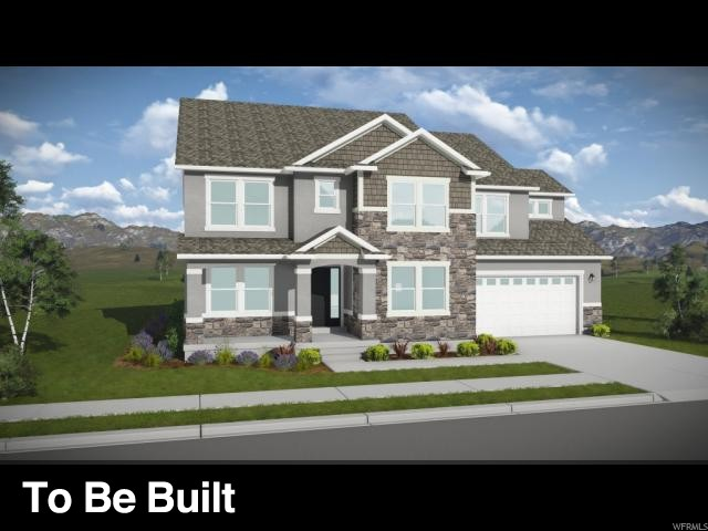 Single Family for Sale at 14887 S BILLINGS Drive 14887 S BILLINGS Drive Unit: 114 Herriman, Utah 84096 United States