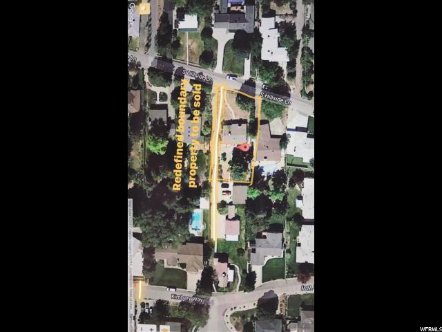 3675 S HILLSIDE RES Millcreek, UT 84109 - MLS #: 1471748