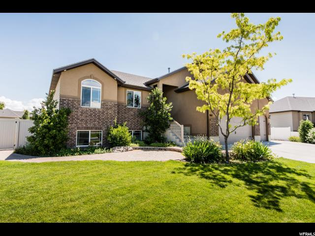 Single Family for Sale at 860 W PARK VIEW CIRCLE Nibley, Utah 84321 United States