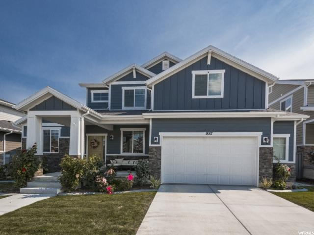 Additional photo for property listing at 1887 SANTORINI Drive  South Jordan, Utah 84095 États-Unis