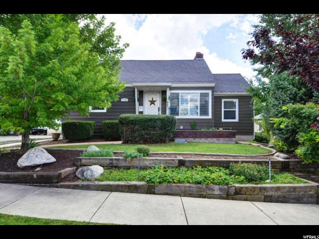 Home for sale at 1166 E 500 South, Salt Lake City, UT  84102. Listed at 519900 with 3 bedrooms, 2 bathrooms and 2,536 total square feet