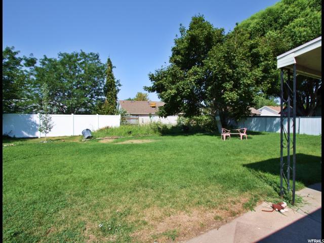 861 N JACKSON AVE Ogden, UT 84404 - MLS #: 1471882