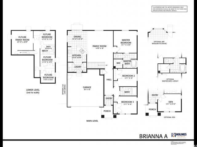 Additional photo for property listing at 5107 W UPPER WOOD Lane 5107 W UPPER WOOD Lane Unit: 2 Herriman, 犹他州 84096 美国