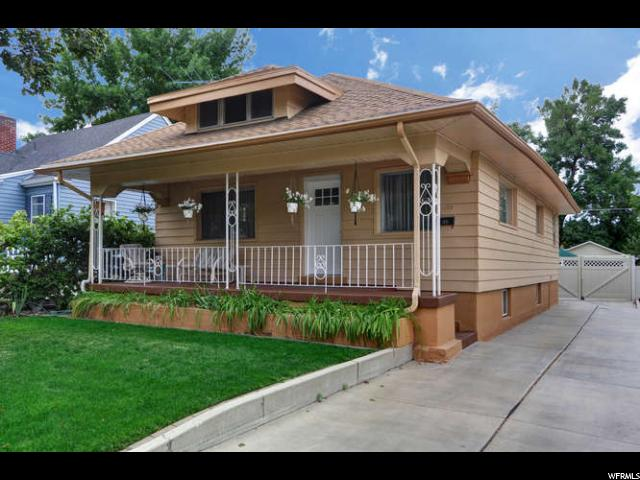Home for sale at 1158 E Roosevelt Ave, Salt Lake City, UT  84105. Listed at 449900 with 3 bedrooms, 2 bathrooms and 2,228 total square feet