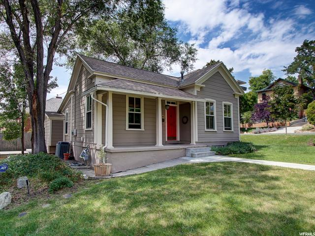 Home for sale at 235 N H St, Salt Lake City, UT 84103. Listed at 435000 with 4 bedrooms, 2 bathrooms and 2,091 total square feet