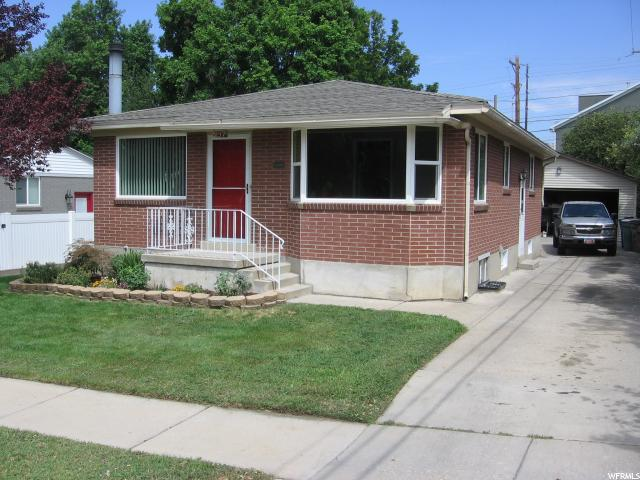 Home for sale at 937 E Lowell Ave, Salt Lake City, UT  84102. Listed at 435000 with 3 bedrooms, 2 bathrooms and 1,782 total square feet