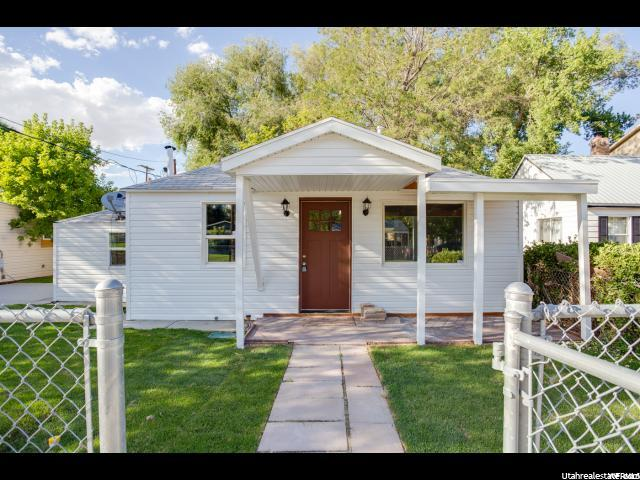 Home for sale at 309 E Fenton, South Salt Lake, UT  84115. Listed at 205000 with 2 bedrooms, 1 bathrooms and 722 total square feet