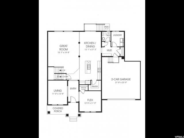 Additional photo for property listing at 14942 S AUBURN SKY Drive 14942 S AUBURN SKY Drive Unit: 148 Draper, Юта 84020 Соединенные Штаты