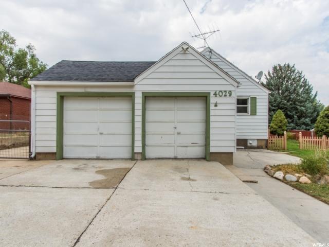 4029 S MONROE BLVD South Ogden, UT 84403 - MLS #: 1472030