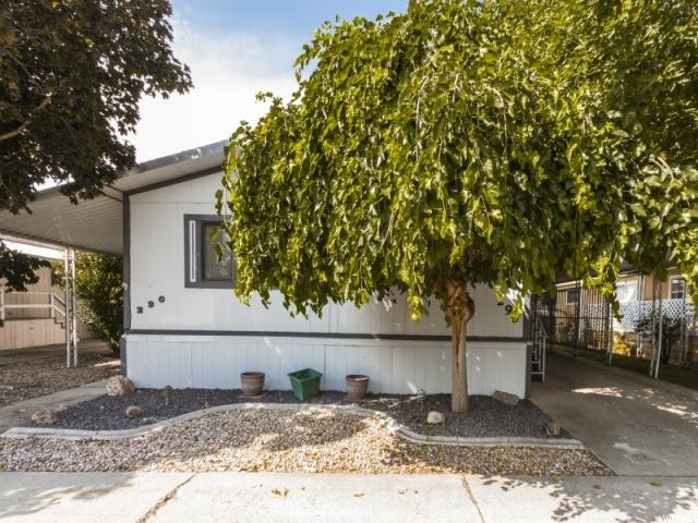 Single Family Home for Sale at 290 GLENWOOD Drive 290 GLENWOOD Drive Unit: 290 Farr West, Utah 84404 United States