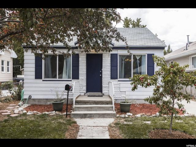 Home for sale at 152 E 3185 South, Salt Lake City, UT  84115. Listed at 199900 with 2 bedrooms, 1 bathrooms and 864 total square feet