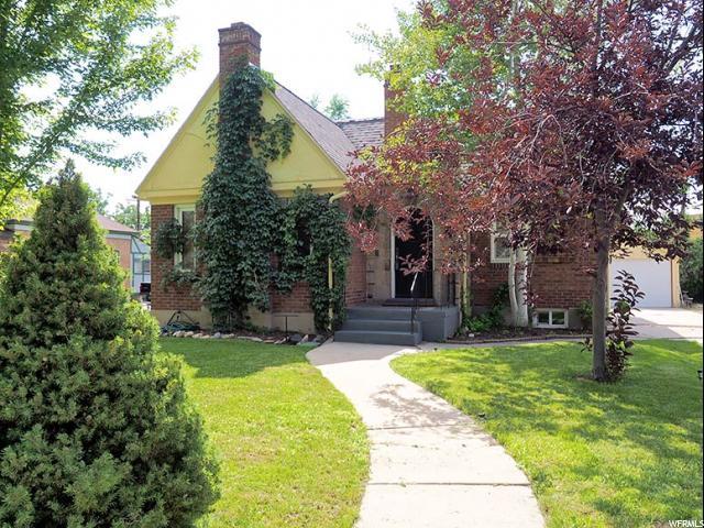 单亲家庭 为 销售 在 2836 S 900 E 盐湖城市, 犹他州 84106 美国