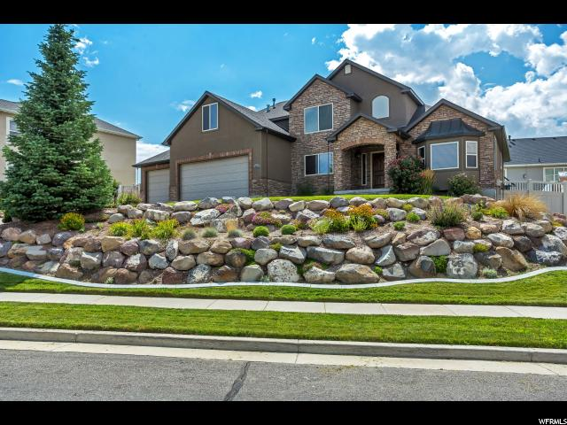 Single Family for Sale at 10004 S HOOK Drive South Jordan, Utah 84095 United States
