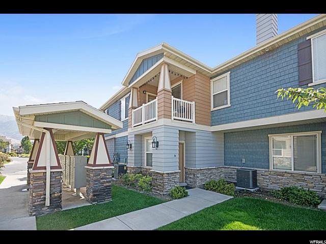 Maison accolée pour l Vente à 54 S 1580 W Pleasant Grove, Utah 84062 États-Unis
