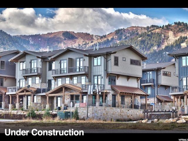 Condominium for Sale at 3793 BLACKSTONE Drive 3793 BLACKSTONE Drive Unit: 2F Park City, Utah 84098 United States