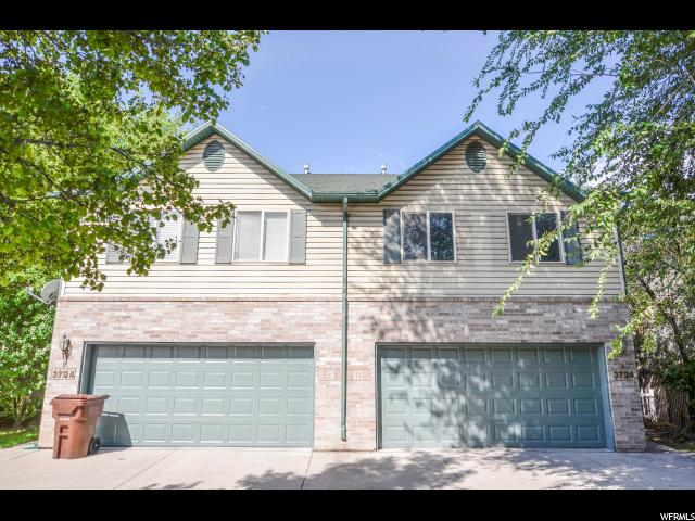 Home for sale at 3724 S 500 East #A, South Salt Lake, UT  84106. Listed at 210000 with 3 bedrooms, 2 bathrooms and 1,200 total square feet