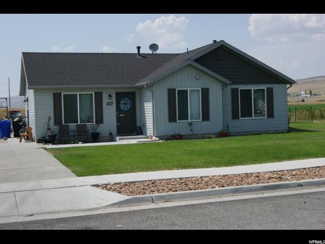 217 N 1500 Tremonton, UT 84337 - MLS #: 1472235