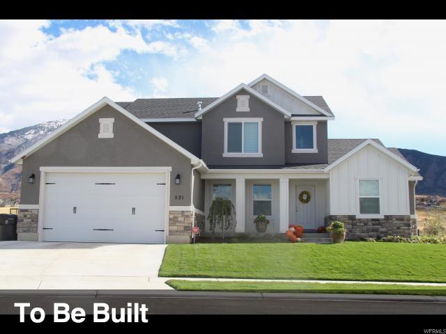 Один семья для того Продажа на 3723 S MCGREGOR Lane 3723 S MCGREGOR Lane Unit: 112 Saratoga Springs, Юта 84045 Соединенные Штаты