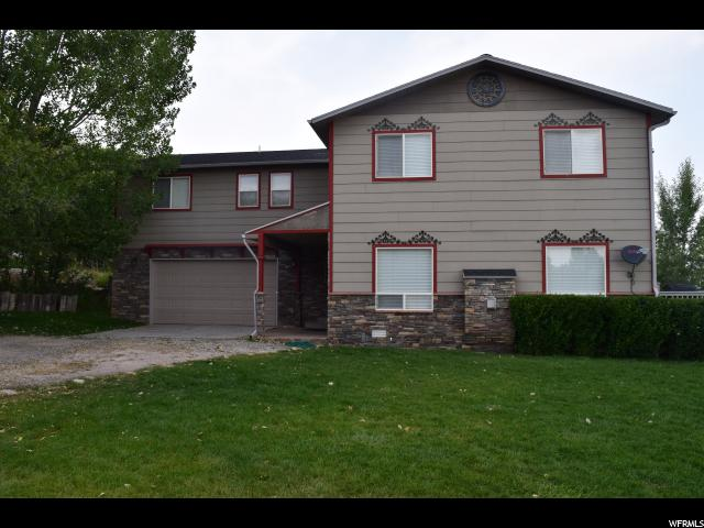 Single Family للـ Sale في 1272 S HWY 89 1272 S HWY 89 Fish Haven, Idaho 83287 United States