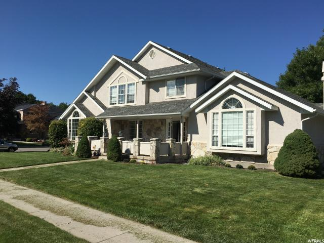 Home for sale at 4350 Winder Meadow Cir, Salt Lake City, UT  84124. Listed at 549900 with 5 bedrooms, 4 bathrooms and 3,697 total square feet