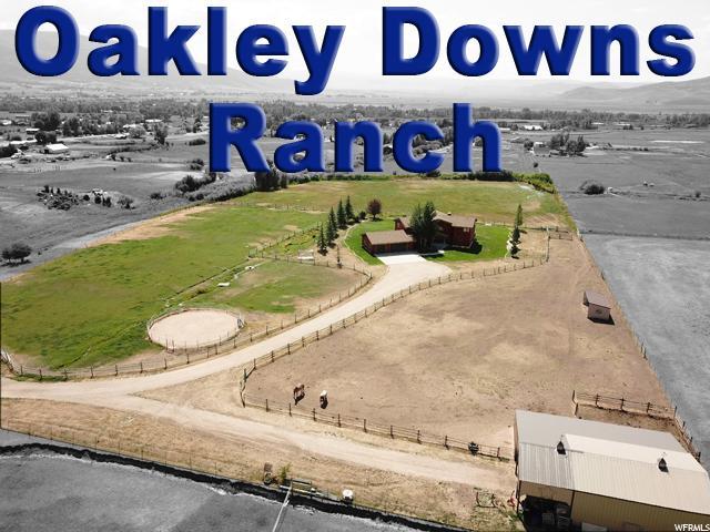 5275 N OAKLEY DOWNS RD Oakley, UT 84055 - MLS #: 1472381
