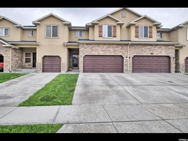 Townhouse for Sale at 2027 CEDAR TRAILS WAY Eagle Mountain, Utah 84005 United States