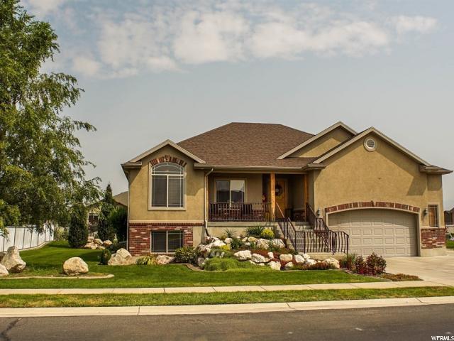 单亲家庭 为 销售 在 4942 W 4825 S Hooper, 犹他州 84315 美国