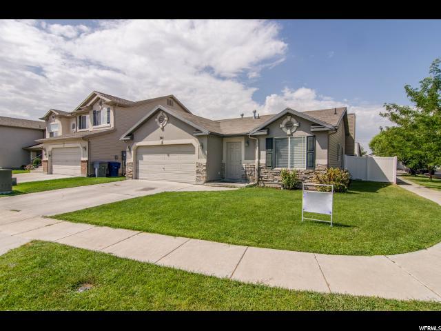 Один семья для того Продажа на 341 N BOSTON Drive North Salt Lake, Юта 84054 Соединенные Штаты
