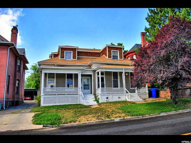 Duplex for Sale at 173 B Street 173 B Street Salt Lake City, Utah 84103 United States