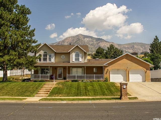 Single Family for Sale at 188 W 3275 N North Ogden, Utah 84414 United States