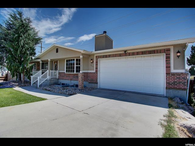 Single Family for Sale at 8984 S OLIVE LEAF Court West Jordan, Utah 84088 United States