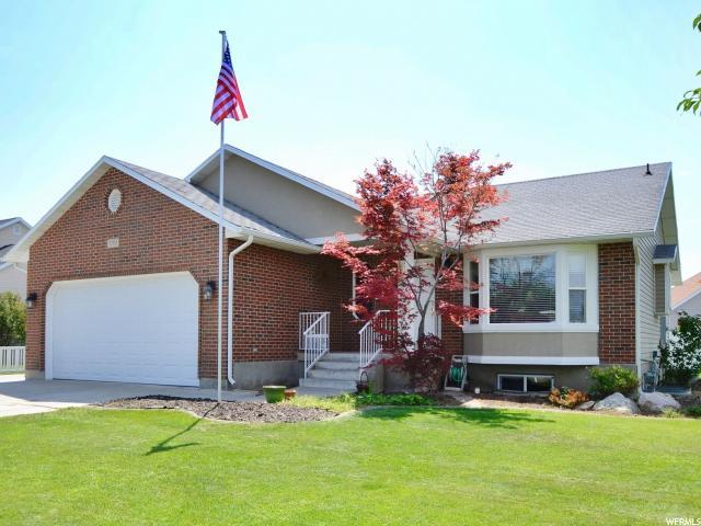 Single Family for Sale at 1703 IRA WAY Syracuse, Utah 84075 United States